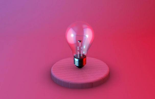 Bombilla luz electricidad factura