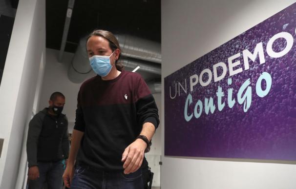 Pablo Iglesias deja los cargos políticos