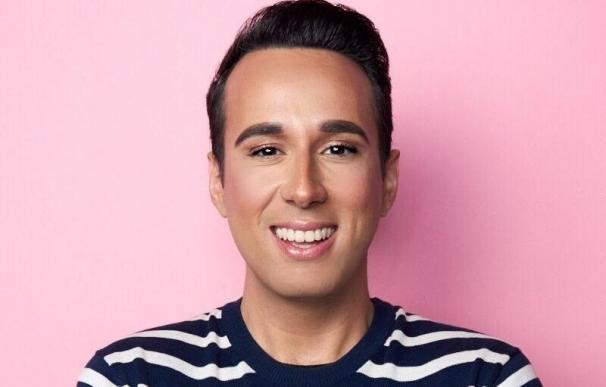 El 'influencer' de belleza y maquillaje Álvaro Kruse.
