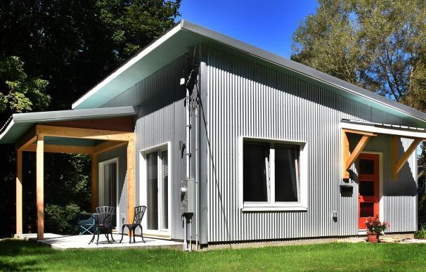 La casa prefabricada Nano M.