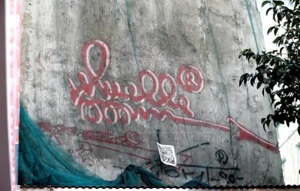 muelle grafitero
