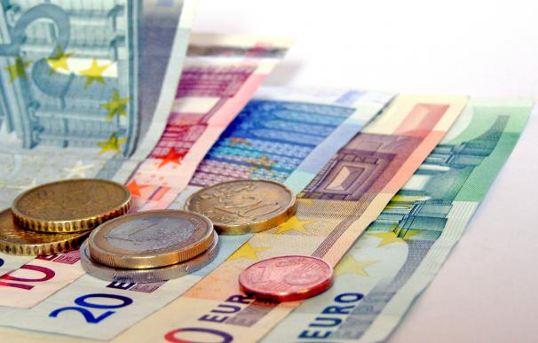 Dinero, euros