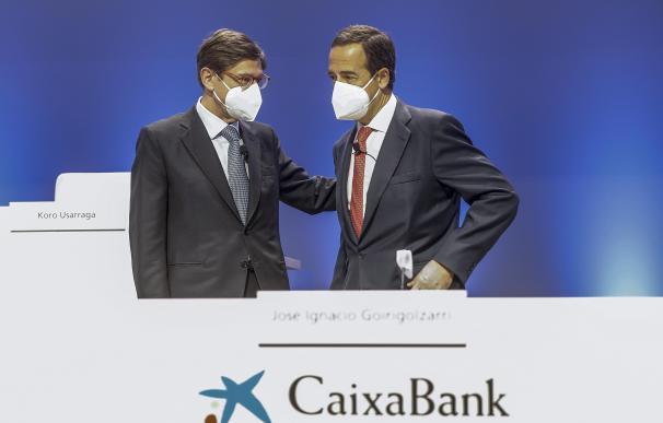 Gortázar Goirigolzarri CaixaBank