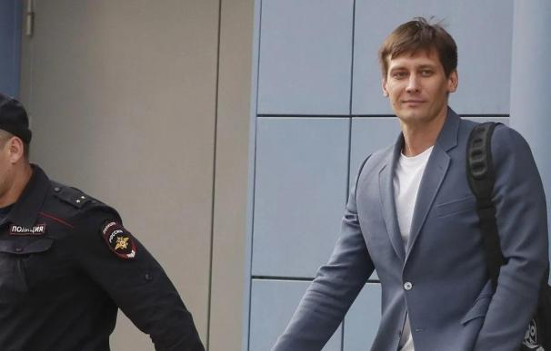 Dimitri Gudkov