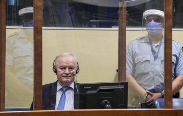 'Carnicero de Srebrenica'