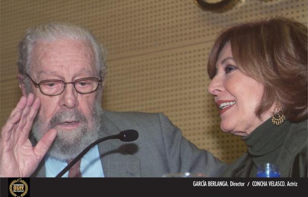 Berlanga y Concha Velasco