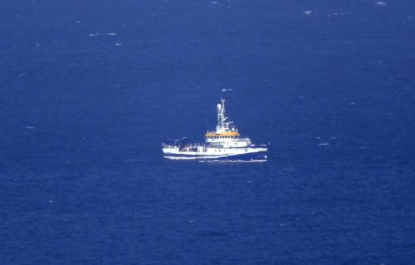 Buque oceanográfico 'Ángeles Alvariño' realiza labores de rastreo en la costa de Santa Cruz de Tenerife MARINE TRAFFIC 31/5/2021