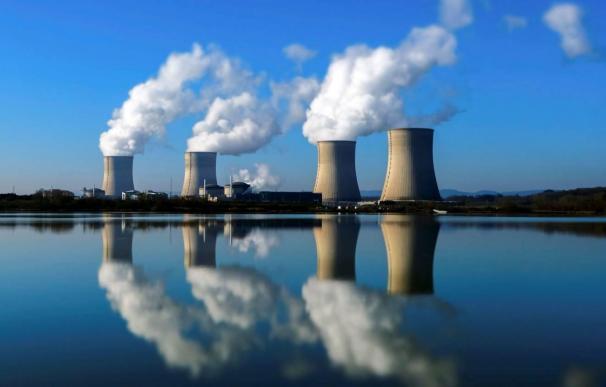 Central nuclear de Cattenom, en el norte de Francia.
