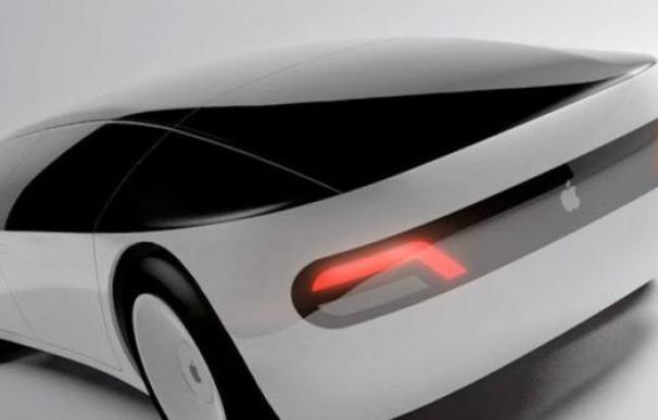 Proyecto titan apple coche