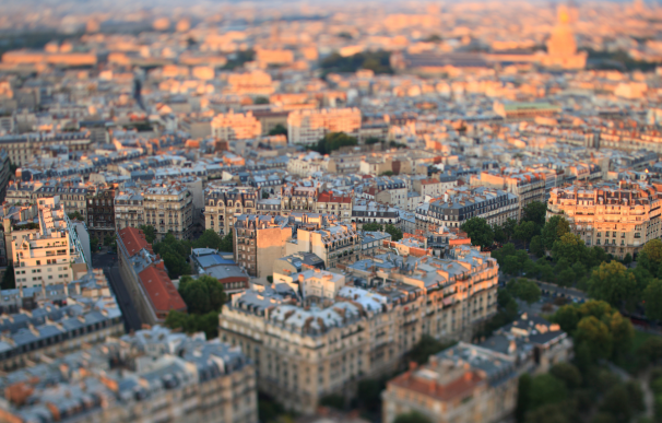Vivienda, alquileres, París, casas