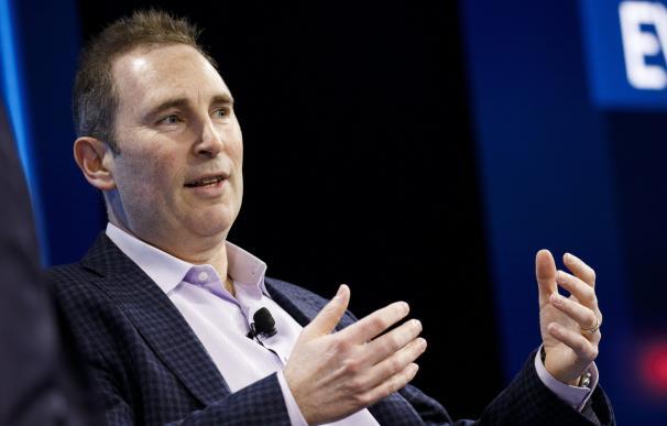 Andy Jassy, el nuevo CEO de Amazon.