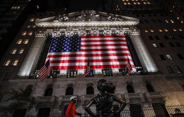 La volatilidad vuelve a dispararse en Wall Street.