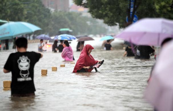Henan lluvias China