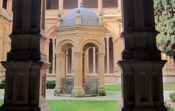 Claustro del convento de San Esteban.