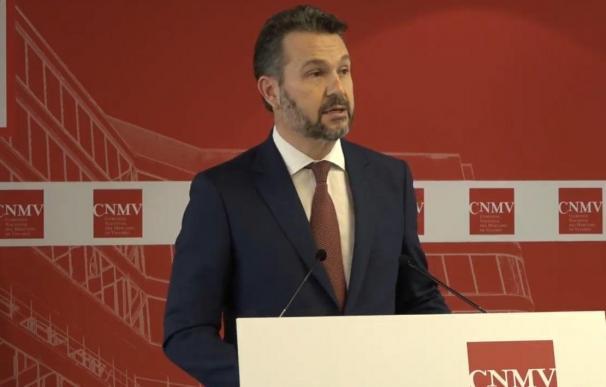El nuevo presidente de la CNMV, Rodrigo Buenaventura EUROPA PRESS   (Foto de ARCHIVO) 17/12/2020