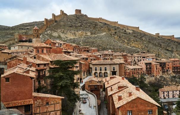 Pueblo de Teruel.