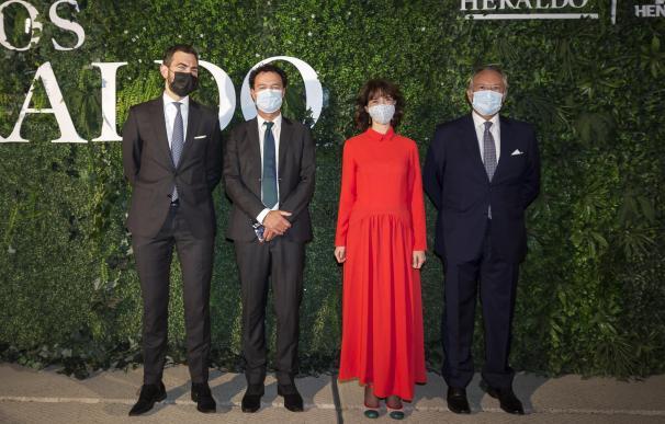 Premios Heraldo 2021 / 16-09-2021 /