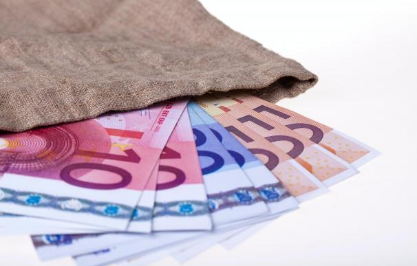 Euros, dinero
