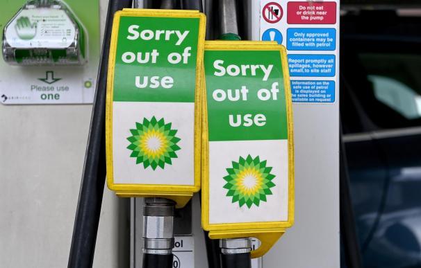 Gasolinera Reino Unido