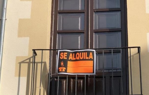 Vivienda en alquiler, se alquila piso EUROPA PRESS   (Foto de ARCHIVO) 15/2/2020