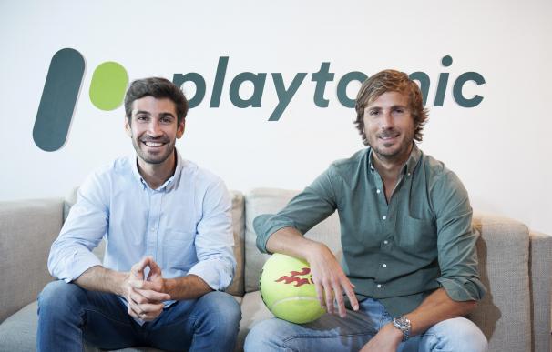 Pedro Clavería y Pablo Carro, fundadores de Playtomic.