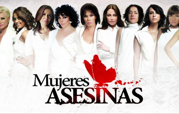 Mujeres Asesinas. Foto: Telecinco.