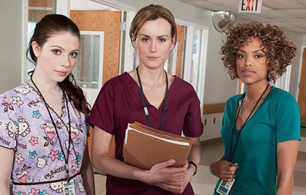Enfermeras de Mercy. Foto: Fox