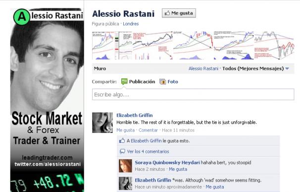 Alessio Rastani fb