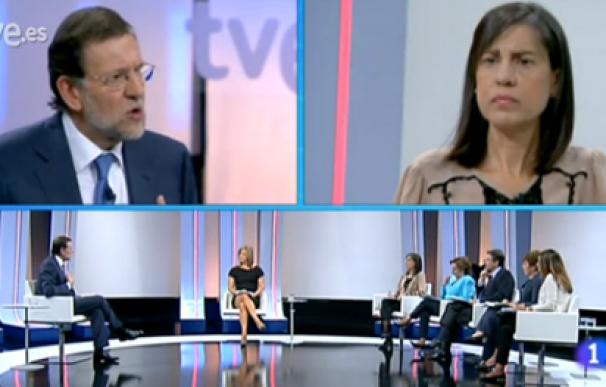 Entrevista Rajoy TVE