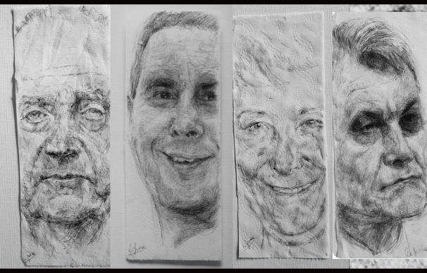retratos fin