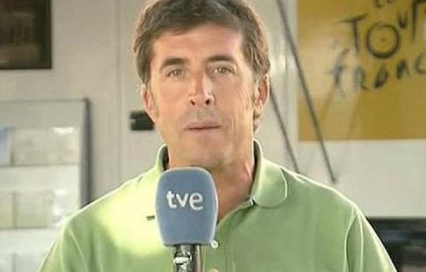 Perico Delgado TVE