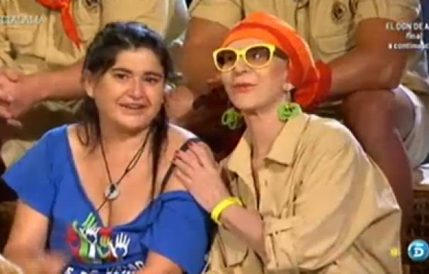 Lucía Etxebarría Telecinco campamento de verano