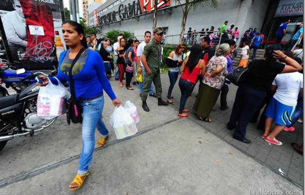 venezuela colas