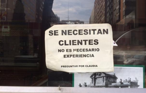 se buscan clientes