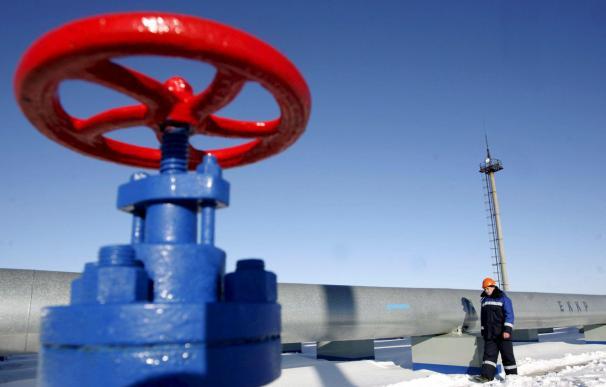 gas de rusia