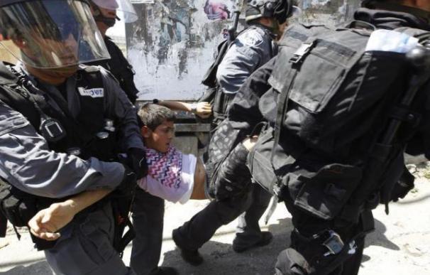UNICEF: Israel maltrata a niños palestinos bajo custodia