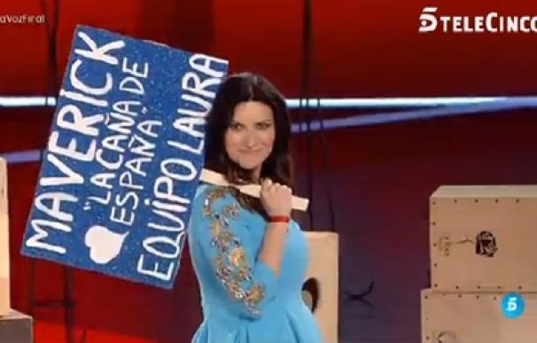 Laura Pausini La Voz