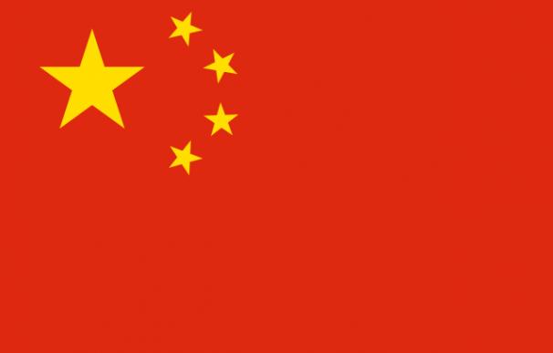 bandera china