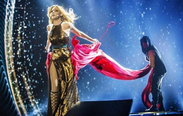 eurovision edurne