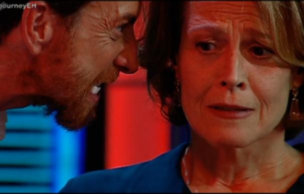 Sigourney Weaver el hormiguero