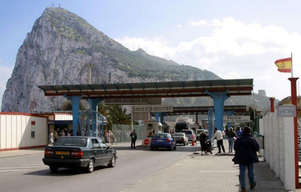 Frontera Espana Gibraltar