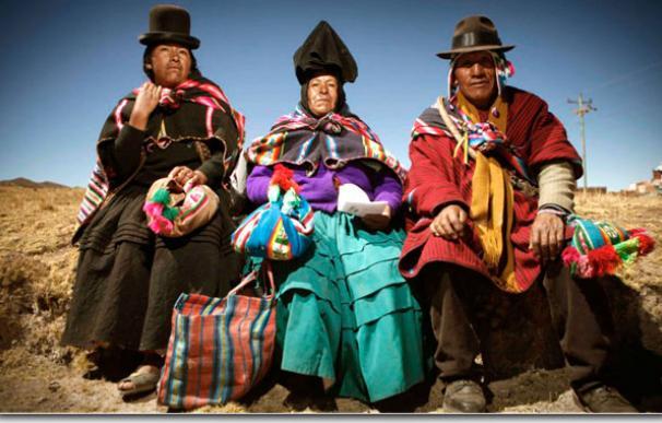 indios bolivia