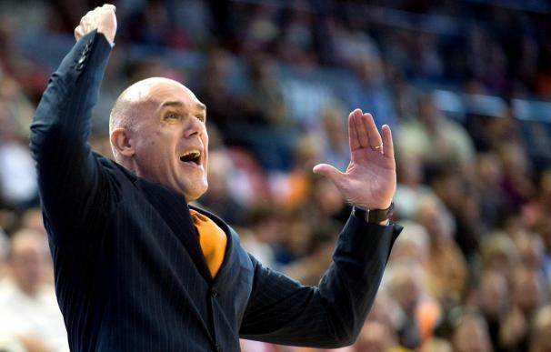 Spahija considera necesario mejorar el ataque para ganar en la ACB