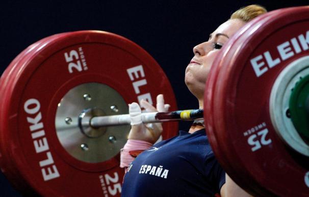 La leonesa Lidia Valentín busca mañana en Corea su primera medalla mundialista