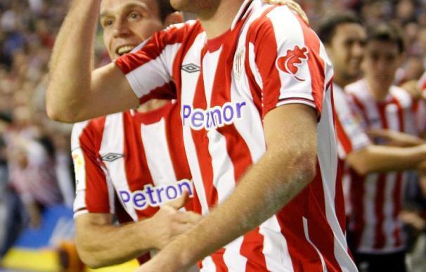 El jugador del Athlétic Toquero causará baja ante el Almería por un esguince de tobillo