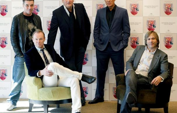 """Tony Hadley dice que """"sólo hay cinco personas en el mundo"""" capaces de irradiar su sonido"""