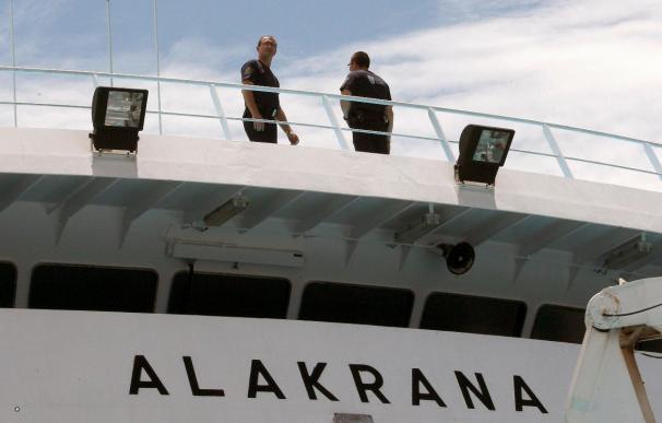 Pedraz toma hoy declaración en Gernika a los tripulantes vascos del Alakrana