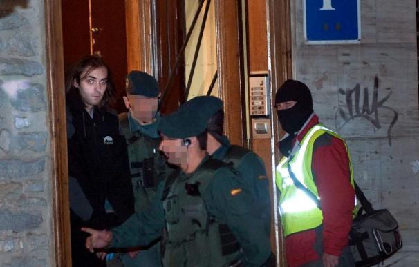 La operación contra Segi suma ya 36 detenidos