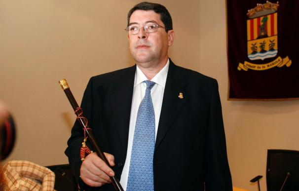 Detenido el alcalde Polop, Juan Cano, en relación con crimen de su antecesor