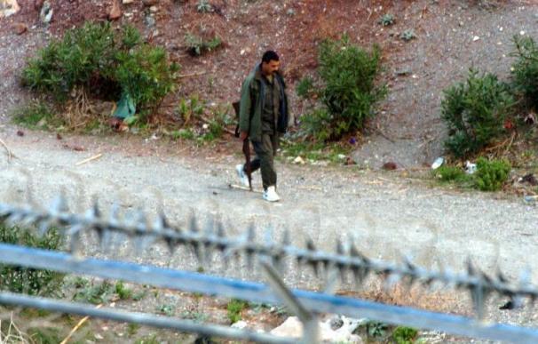 Normalizada la frontera de Ceuta y Marruecos tras el intento de salto ayer de 15 inmigrantes